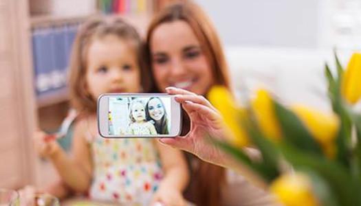 como publicar las fotos de tus hijos en las redes sociales