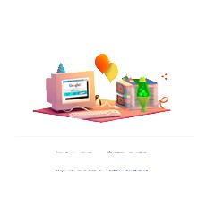 google cumple 17 anos