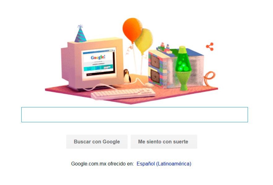 turboweb google festeja 17 anos