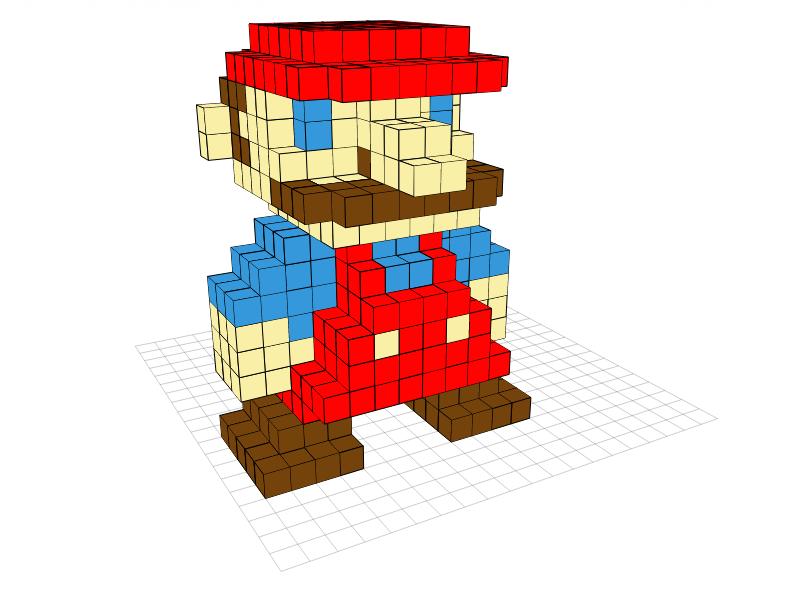 voxel builder