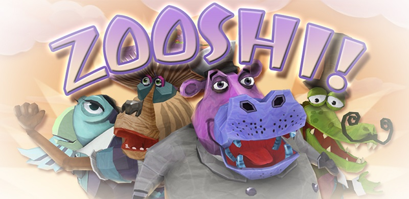 Google lanza el juego Zooshi Santa con codigo abierto para Navidad