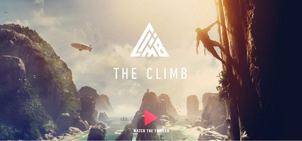 The Climb el nuevo juego de realidad virtual