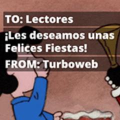 postal navidena con Gifs animados