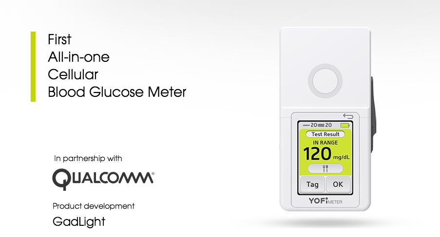 El mejor dispositivo que mide la glucosa en sangre se presenta en CES 2016-1