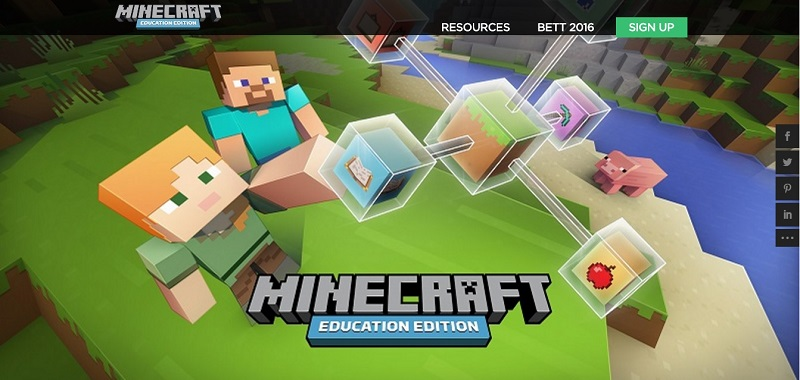 Minecraft Education Edition el Minecraft para las escuelas