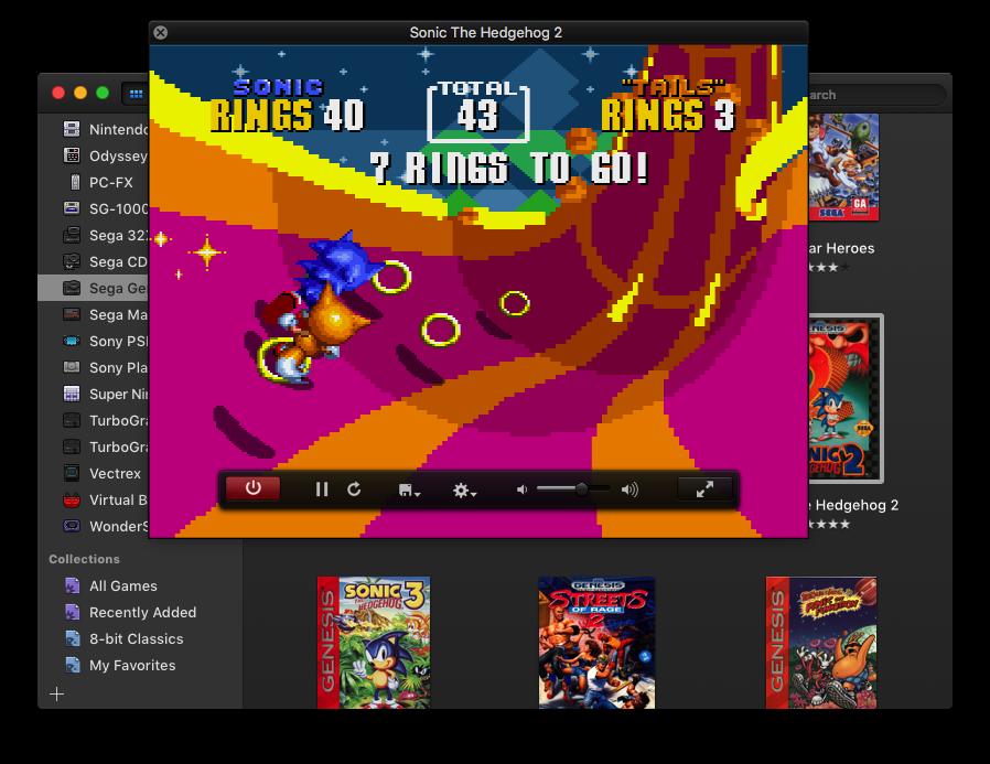 OpenEmu el nuevo emulador de videojuegos para Mac
