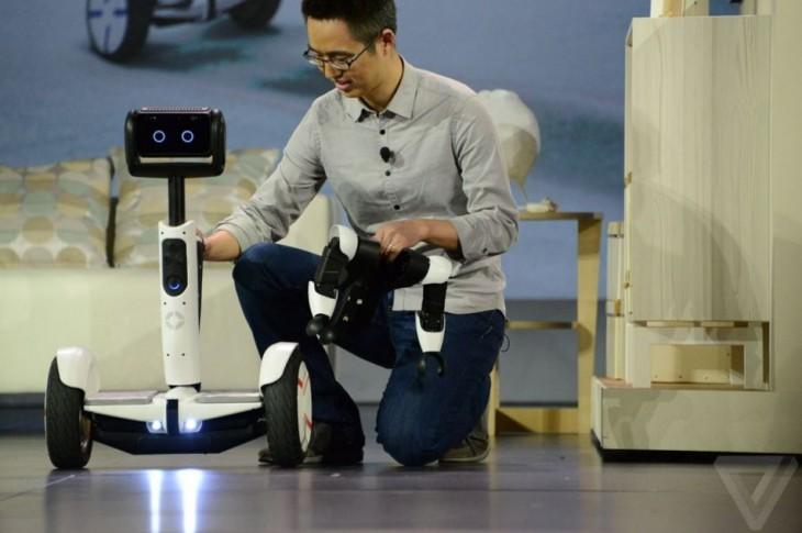 Se presenta un robot en CES 2016