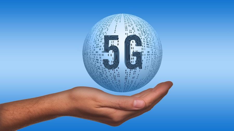 Conectividad 5G la red del Internet de las Cosas