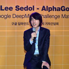 AlphaGo vence a Lee Sedol