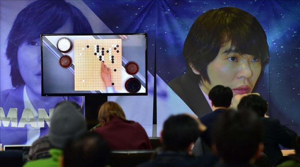 IA de Google gana al campeon mundial de Go