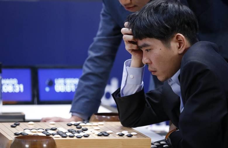 Lee Sedol ha ganado la cuarta partida contra AlphaGo