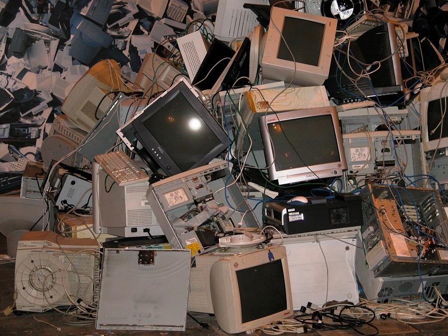 Mexico es el tercer pais con mas basura electronica