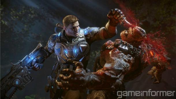 Llega Gears of War 4 el 11 de octubre