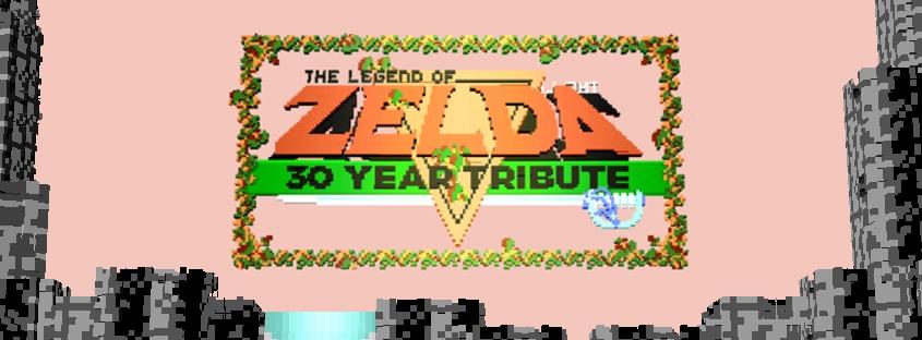 Tributo a Zelda en la web
