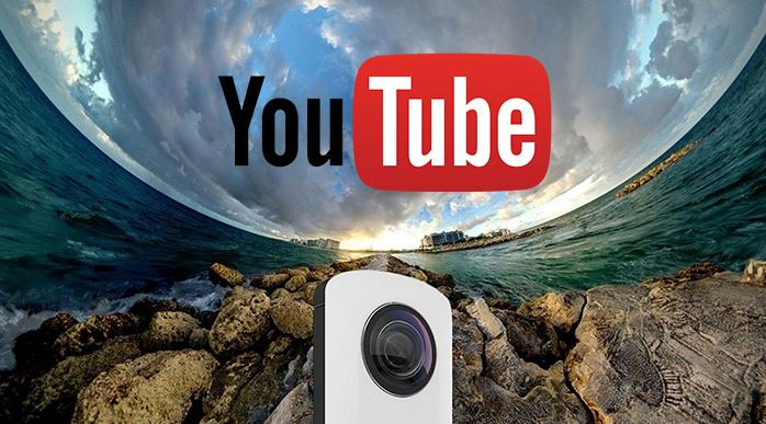 YouTube lanza las retransmisiones en vivo en 360 grados