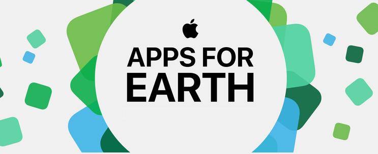 iPhone y iPad pintan de verde sus apps en motivo del Dia Mundial de la Tierra