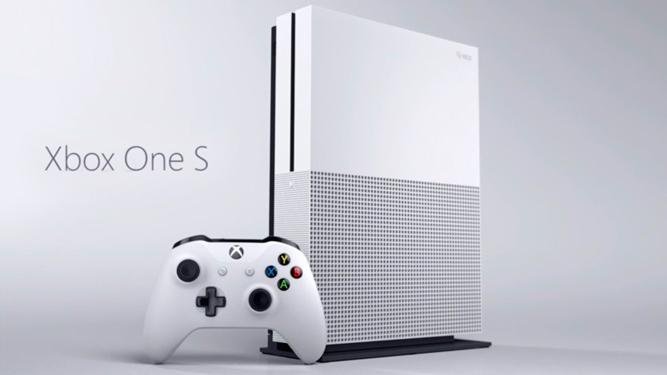 Microsoft presenta Xbox One S y Project Scorpio su consola para la realidad virtual