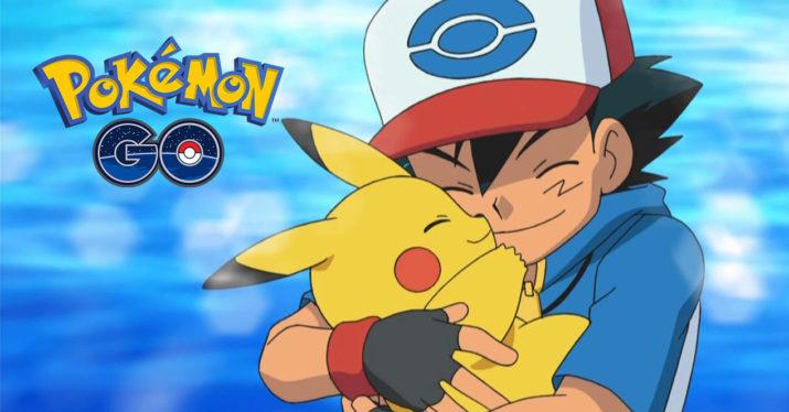Mas novedades en Pokemon GO